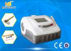 kualitas baik peralatan laser sedot lemak & 980nm kecantikan mesin 30W High Power Untuk Pengobatan Spider Veins Pengobatan Dijual