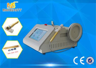 Cina Abu-abu High Frequency Laser Spider Vein penghapusan Vascular Mesin Distributor