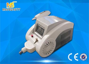 Cina Mesin Abu-abu ND Yag Laser Tattoo Removal, q beralih laser untuk menghilangkan tato Distributor